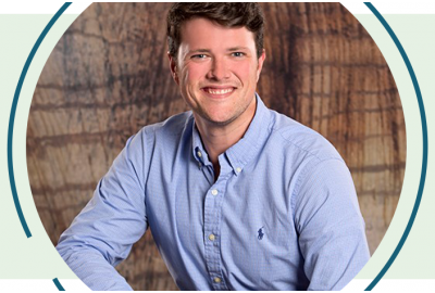 Headshot of Taylor, the dog food expert and veterinarian